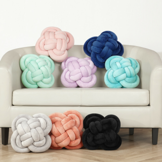 Mainstays Knot Pillow Just $10! Down From $25!