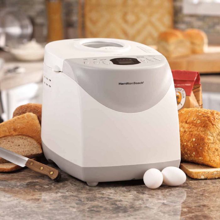 Hamilton Beach Breadmaker Just $38! Down From $70! PLUS FREE Shipping!