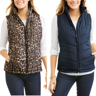 Women's Classic Puffer Vest Just $6! Down From $16!