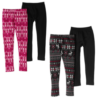Printed Leggings 2-Piece Set Just $4.50! Down From $9.47!