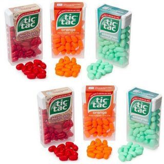Tic Tac Mints Just $0.39 At Walmart!