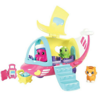Squinkieville Vehicle Set Just $3.97! Down From $12!