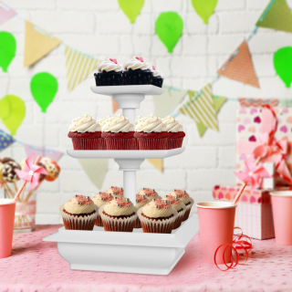 3-Tier Dessert Stand Just $8.64! Down From $16!