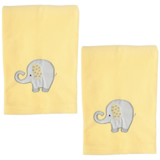 Elephant Baby Blanket Just $4.98! Down From $13!