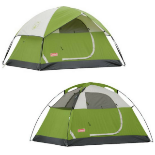 Coleman 2-Person Dome Tent Just $36.91! Down From $70! PLUS FREE Shipping!