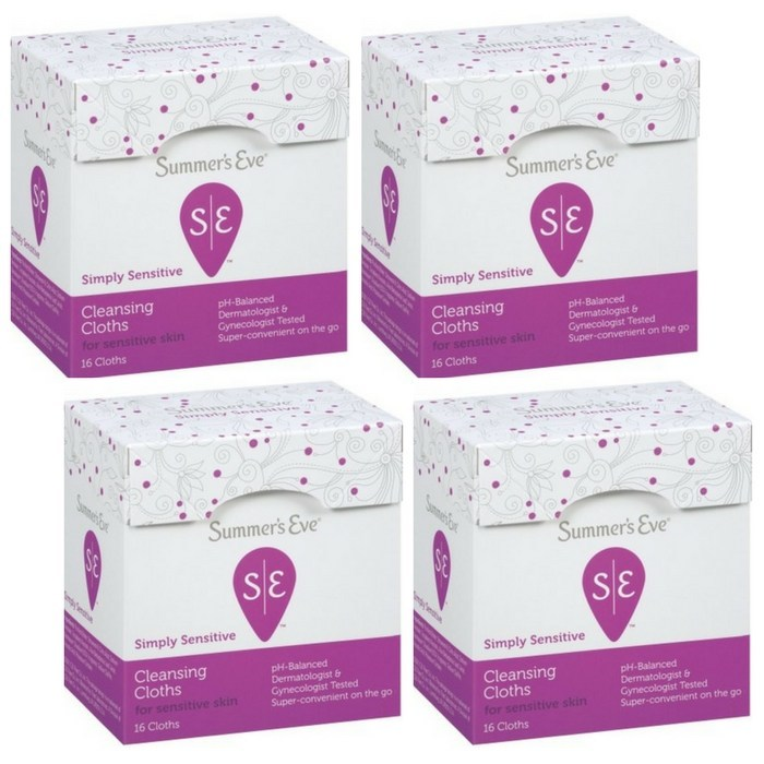 Summer's Eve Cleansing Cloths Just $0.22 At Walmart!
