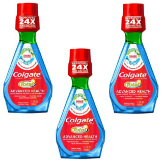 Colgate Total Advanced Mouthwash Just $1.96 At Walmart!