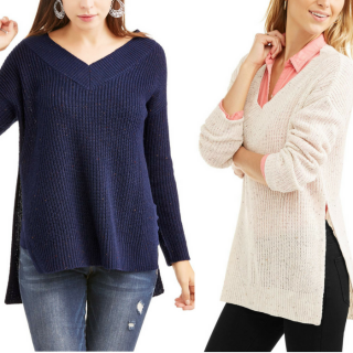 Women's Tunic Sweater Just $4.96! Down From $17!