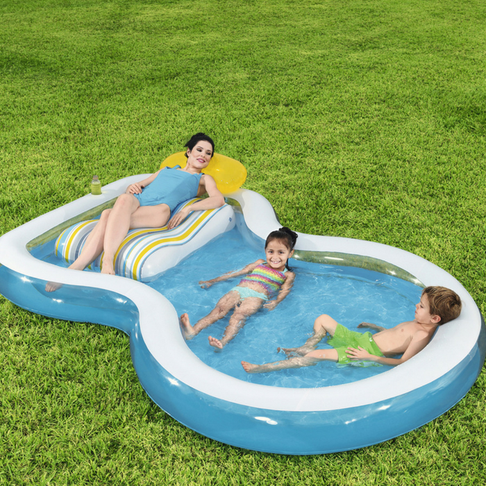 Inflatable Family Pool