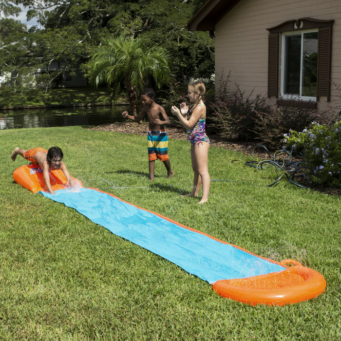 Water Slide With Ramp