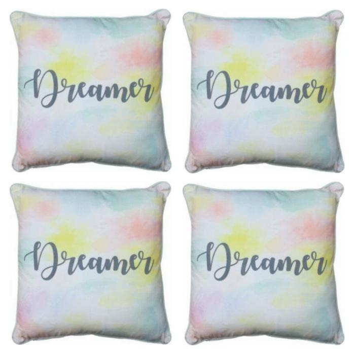 Mainstays Dreamer Throw Pillow