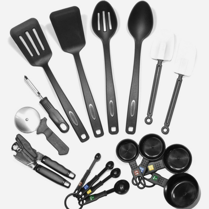 Farberware 17-Piece Kitchen Tool Set