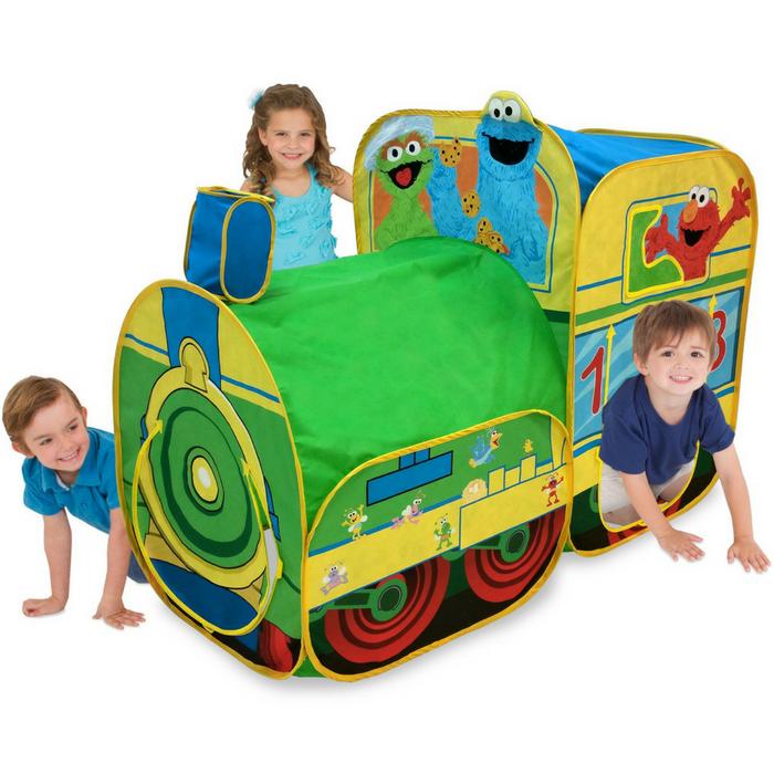 Sesame Street Play Tent