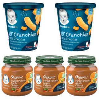 Gerber Baby Foods Just $0.97 At Walmart!