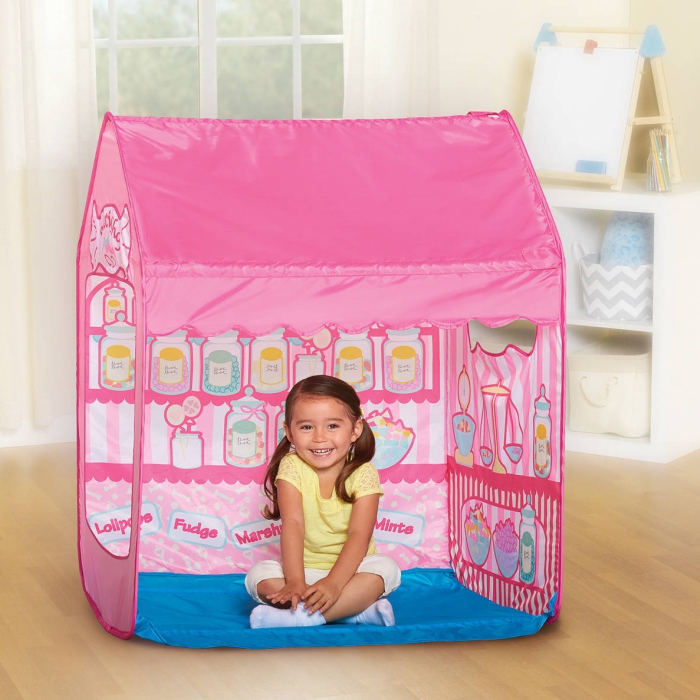 Pop Up Play Tent Just $9.98! Down From $31!