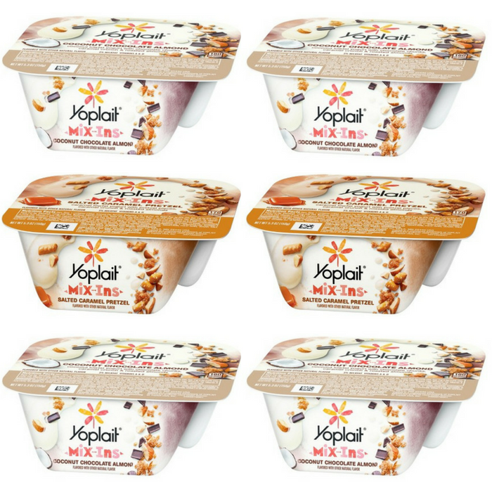 Yoplait Mix-Ins Yogurt