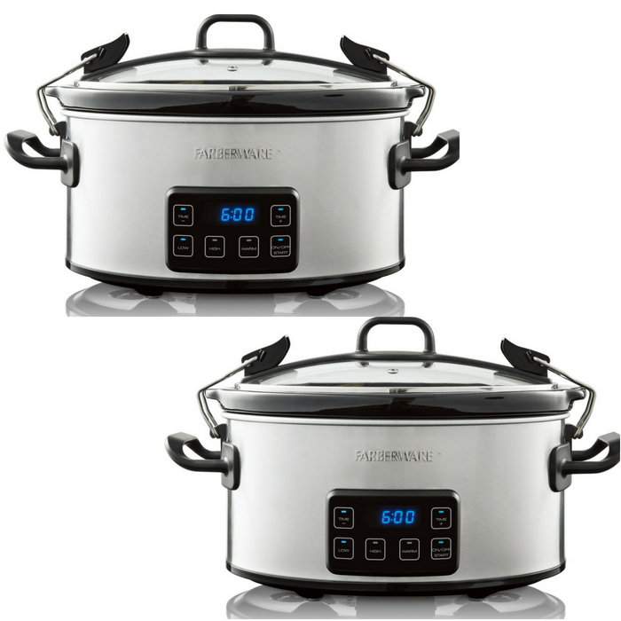 Farberware 6-Quart Slow Cooker