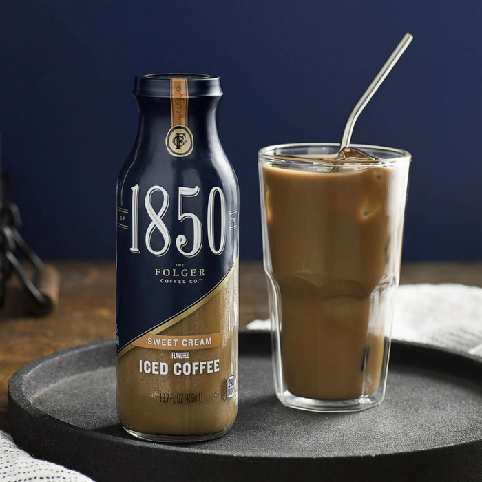 1850 Iced Coffee Single