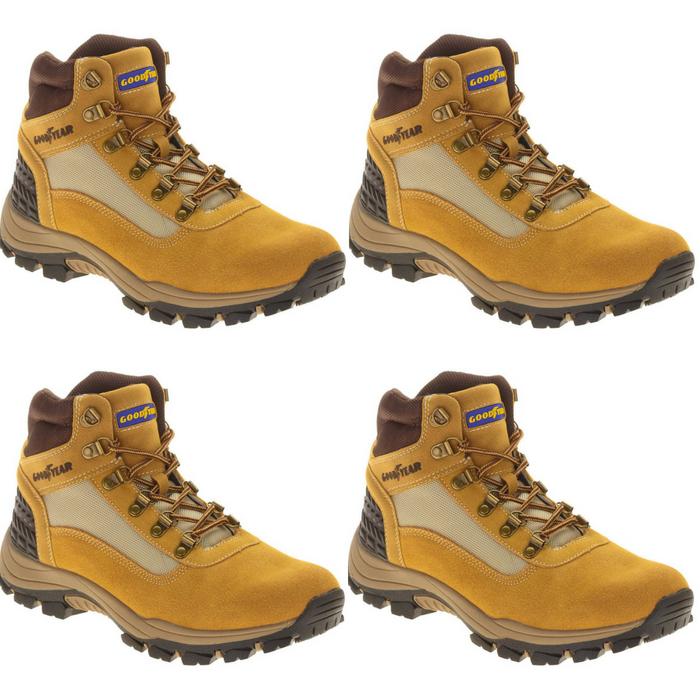 Goodyear Men's Hiker Boots