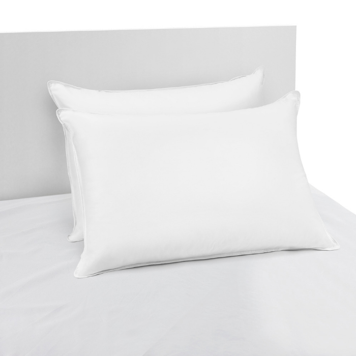 Mainstays Microfiber Pillow 2-Pack