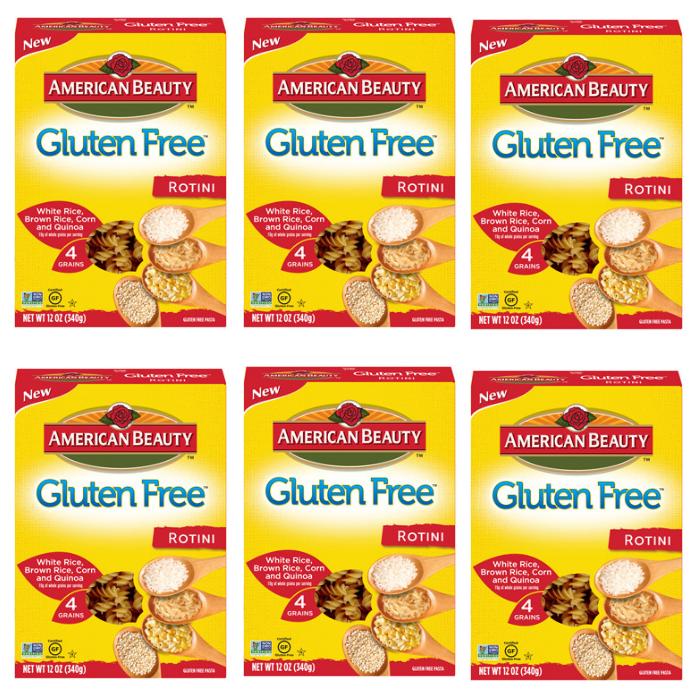 American Beauty Gluten-Free Pasta