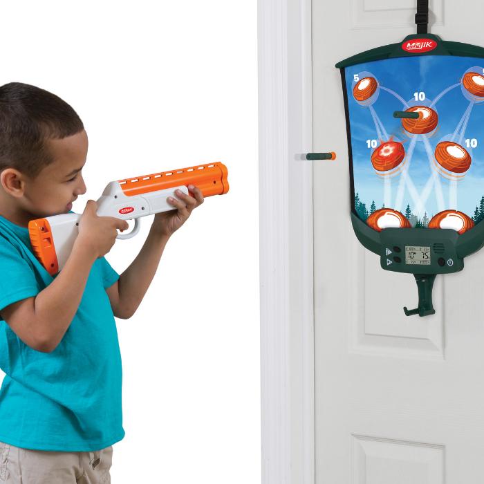 Majik Shooting Target Game