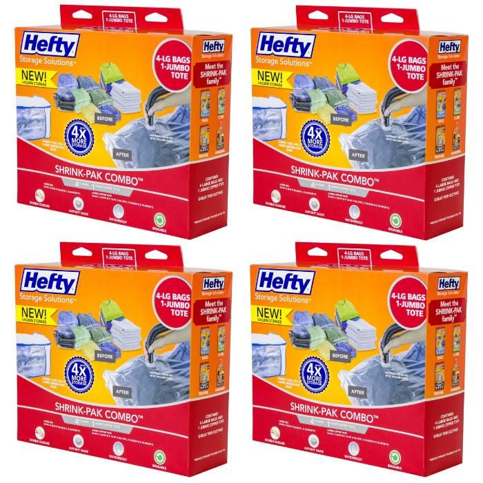 Hefty Vacuum Seal Bags