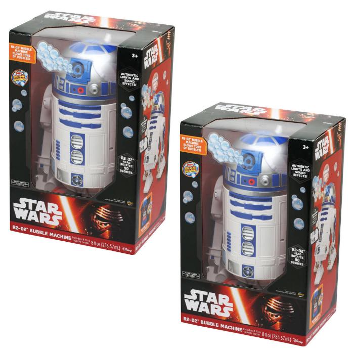 Star Wars Bubble Machine