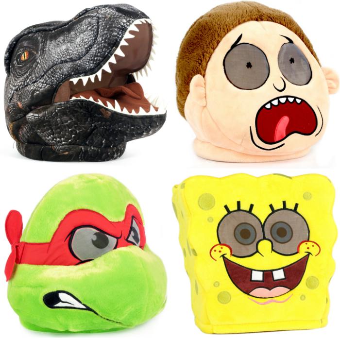 Maskimals Plush Masks