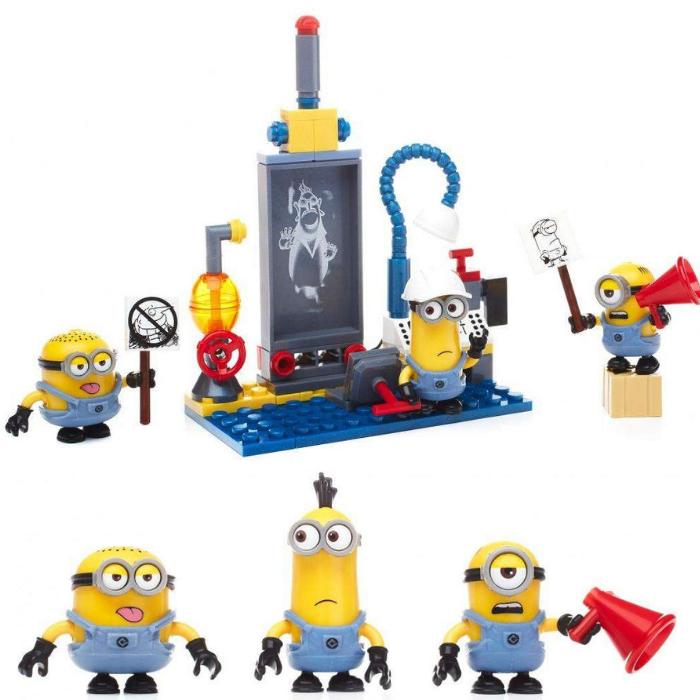 Minion Strike Figure Pack