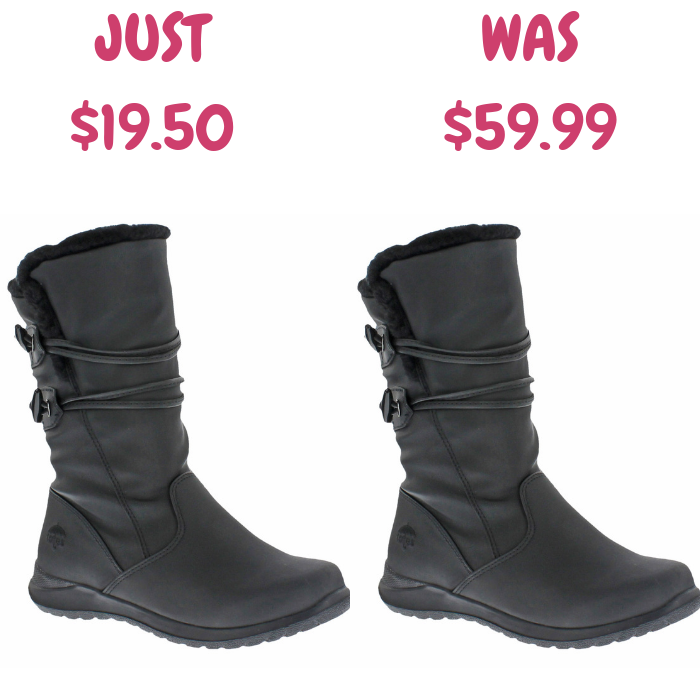 Women's Judy Winter Boot Just $19.50! Down From $60!