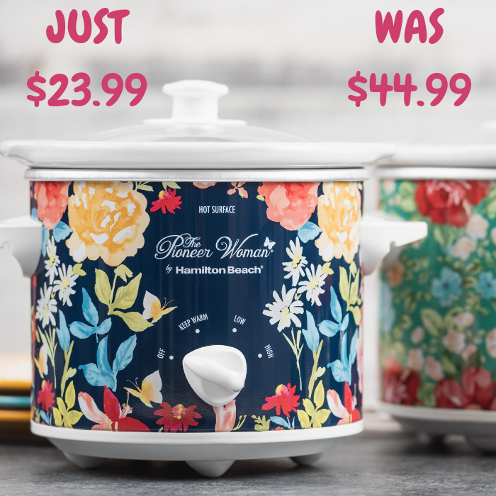 Slow Cooker 2-Piece Set