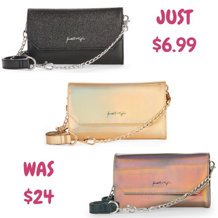 Kendall+Kylie Crossbody Bag
