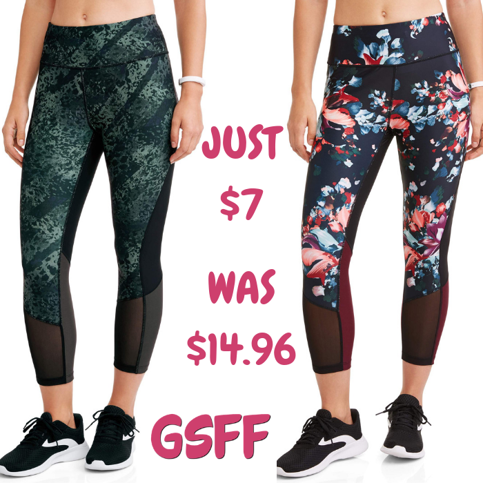Women's Capri Legging