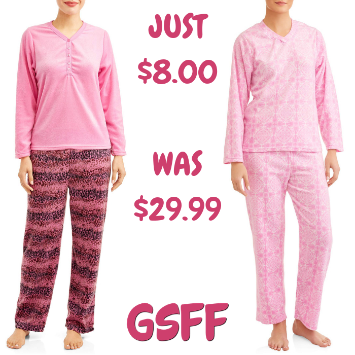 Women's 2-Piece Pajama Set