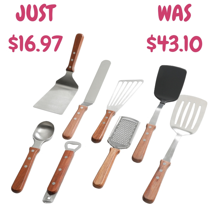 Kitchen Tools & Gadgets 8-Piece Set