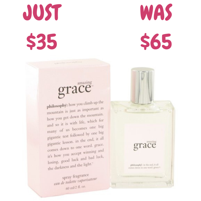 Women's Amazing Grace Spray