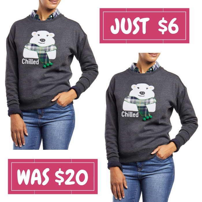 Women's Crew Neck Top