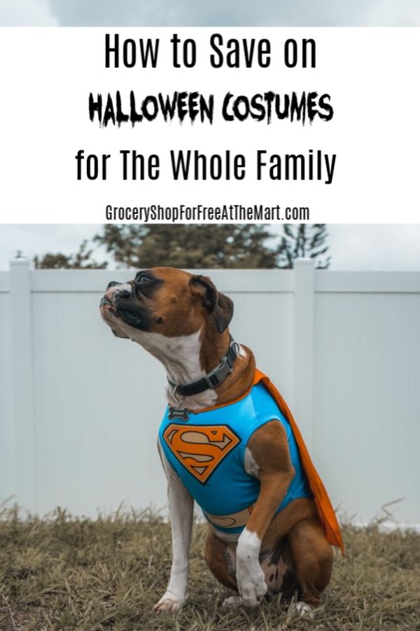 If you're looking for ways to save on this year's Halloween costumes, you've come to the right place.  Click through to see all the tips and tricks you'll need to know to make this year's Halloween a success.