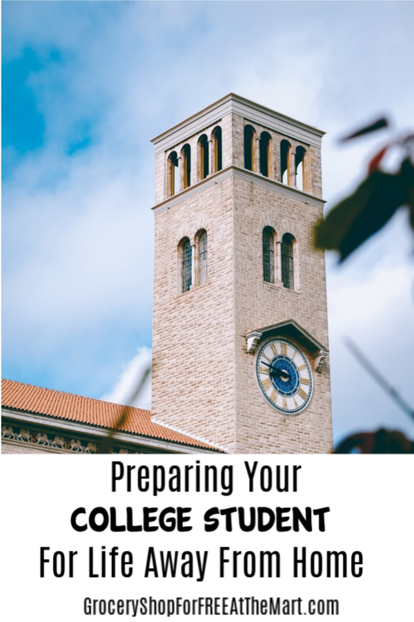 Looking for tips to get your kids ready for college? Check out these practical and important things to be sure they know before they fly the coop!