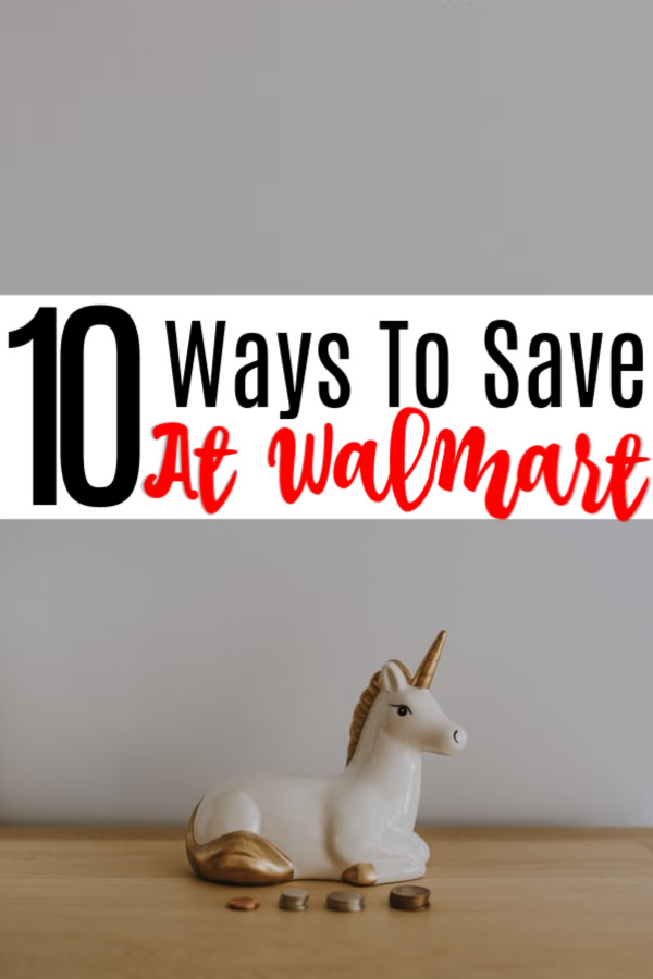 Looking for ways to save at Walmart?  Well you've come to the right place!  Click through now to find out more...