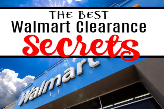 The Best Walmart Clearance Secrets (2)